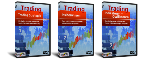 Bild DVDs Tradingausbildung