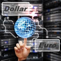 Arbitrage Trading mit dem Dollar und Euro